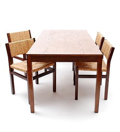 Ontwerp houten tafels gehoor geven aan uw huis for Tafel ontwerp