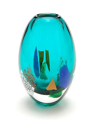 Botterweg Auctions Amsterdam Gt Heavy Glass Studioglas Vase
