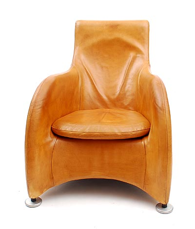Gerard Vd Berg Fauteuil.Botterweg Auctions Amsterdam Leather Fauteuil Montis Loge