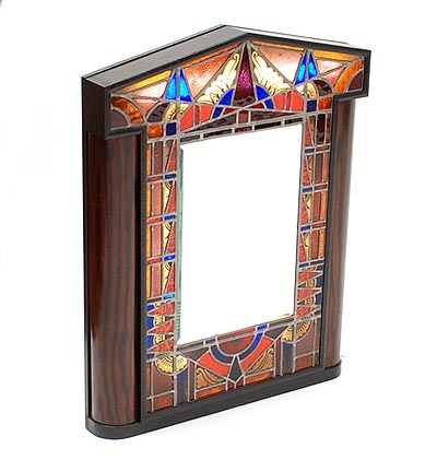 Botterweg Auctions Amsterdam > Leaded and stained glass Amsterdam ...