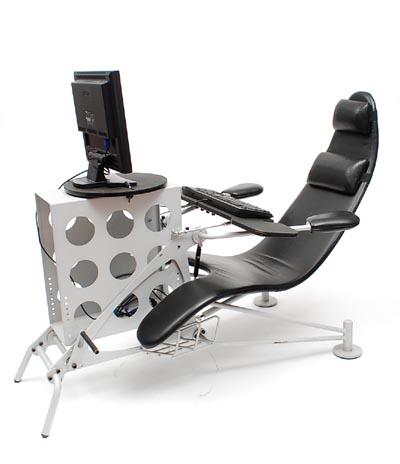 Botterweg Auctions Amsterdam Ergonomic Computer Chair