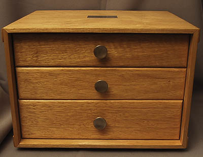 Botterweg auctions amsterdam houten bestekkist met 3 laden met 44 dlg verzilverd bestek no - Ontwerp nordique ...