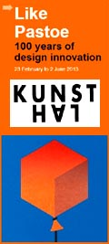 Like Pastoe 100 years of design innovation, Kunsthal Rotterdam 23 February to 2 June 2013